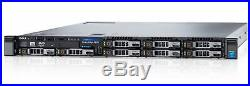 NEW Dell PowerEdge R630 Eight-Core E5-2620v4 2.1GHz 16GB Ram 300GB Rack Server