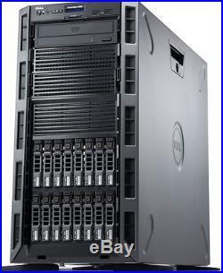 NEW Dell PowerEdge T420 Tower Server E5-2407v2 16GB H710 iDRAC 16 x2.5 Warranty