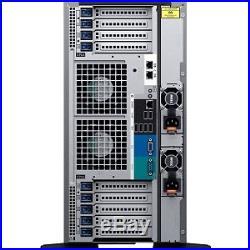 NEW! Dell Poweredge T630 5U Tower Server Intel Xeon E5-2609 V4 Octa-Core 8 Core