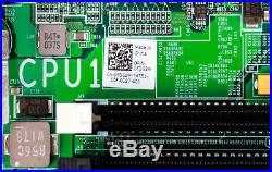 New Dell FDG2M TXHNG PowerEdge R810 Quad Socket Server Motherboard LGA1156