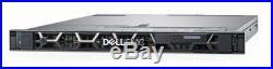 New Dell PowerEdge R640 CTO Rack Server 2x CPU 8x 2.5 HDD Bays H740P 8GB RAID