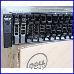 New Dell PowerEdge R720xd Barebone Server with 1x Heatsink /1x 750W PSU /2x Trays