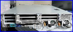 OEM DELL PowerEdge R720 XL 8-Bay Server 2xE5-2670 2.6GHz 8C 128GB H710 2x1100W