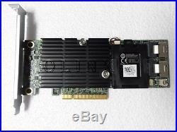 PERC H710 17MXW VM02C PCI RAID 6Gbps 512MB NV BATTERY DELL POWEREDGE SERVER T620