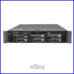 Plex Media Server Dell PowerEdge R710 2.80GHz 8-Cores 24GB 12TB STORAGE