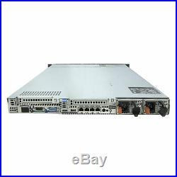 Premium Dell PowerEdge R610 Server 2x 3.33Ghz X5680 6C 48GB