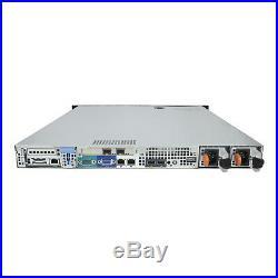 Robust Dell PowerEdge R420 Server 2x 2.20Ghz E5-2407 QC 48GB