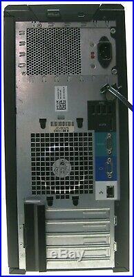 T11Dell PowerEdge T110 Single Xeon Quad Core X3430 @ 2.4GHz, 4GB RAM, 250GB HDD